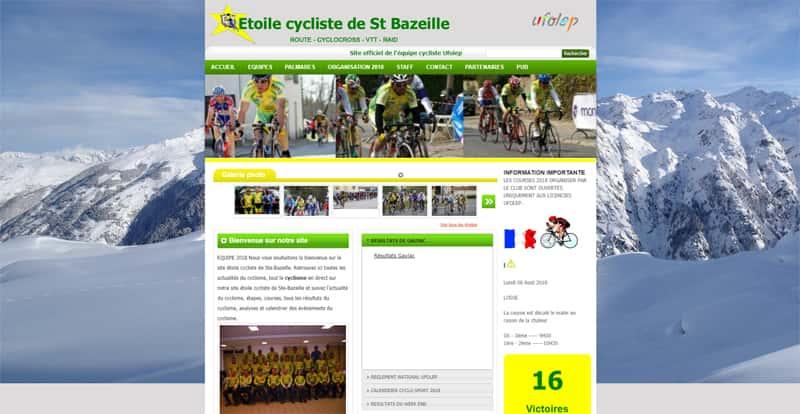 Etoile Cycliste de St Bazeille