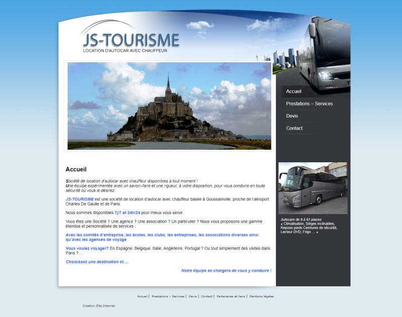 Autocar JS-Tourisme