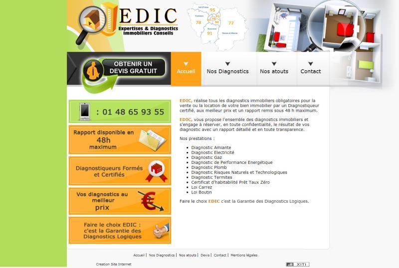 EDIC Diag