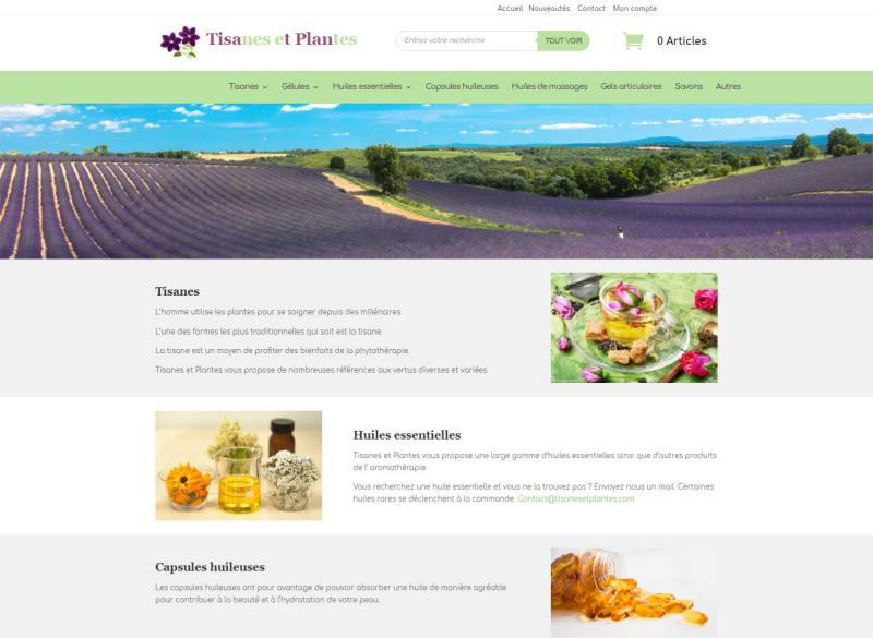 Tisanes et Plantes