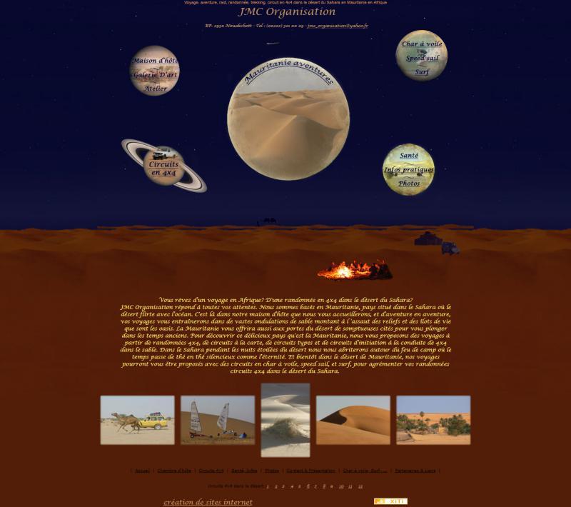 Voyage désert Mauritanie