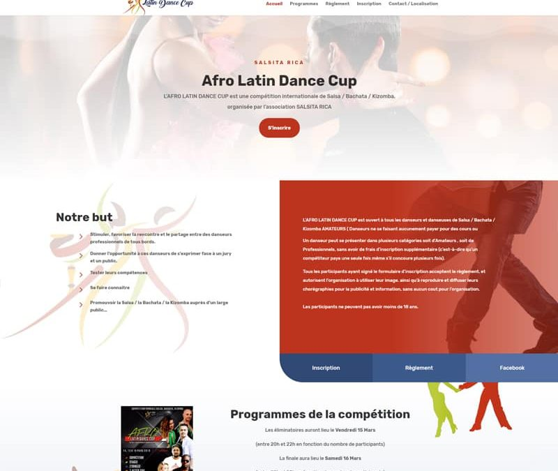 Afro Latin Dance Cup
